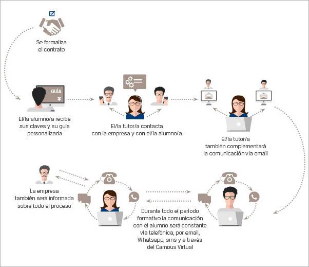 Infografía de procesos Audiolís